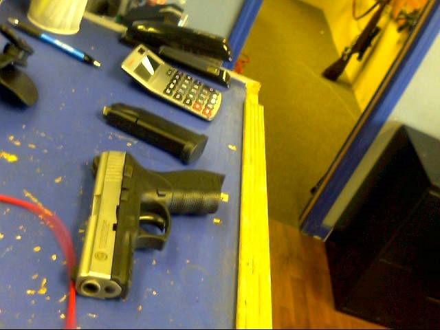 TAURUS Pistol PT 24/7
