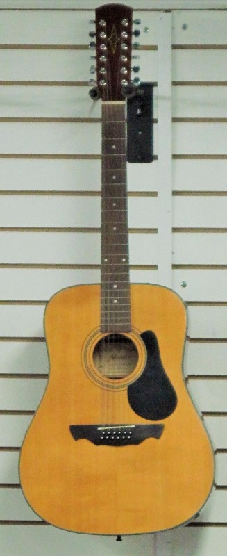 ALVAREZ Acoustic Guitar RD20S12
