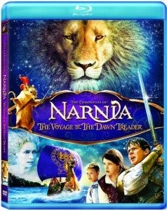 BLU-RAY MOVIE Blu-Ray CHRONICLE OF NARNIA THE VOYAGE OF THE DAWN TREADER