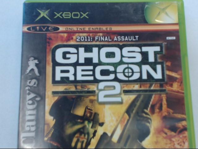 XBOX - GHOST RECON 2