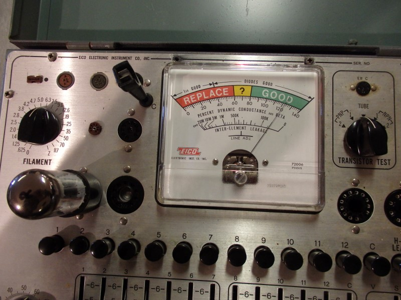 EICO Multimeter 667