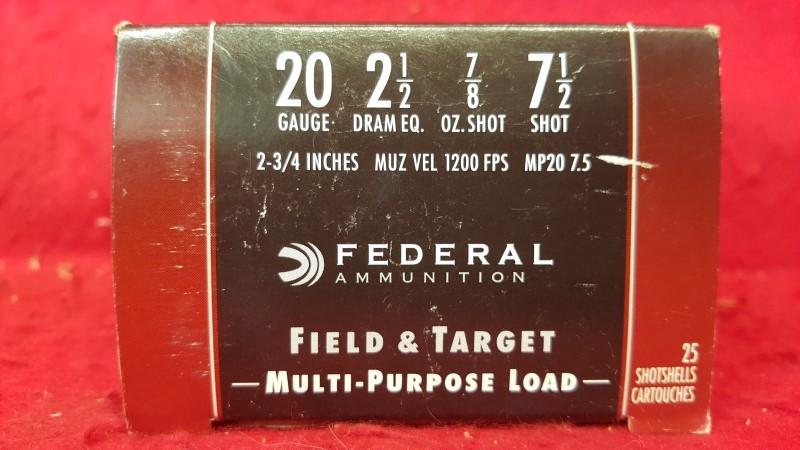 FEDERAL AMMUNITION Ammunition 12 GAUGE BUCK SHOT (LE13300)