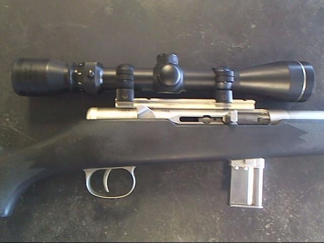 AMT Rifle .22 MAGNUM HUNTER