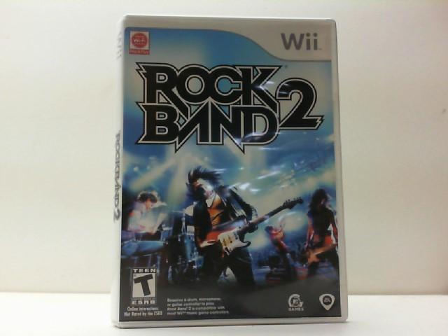 NINTENDO Nintendo Wii Game ROCK BAND 2