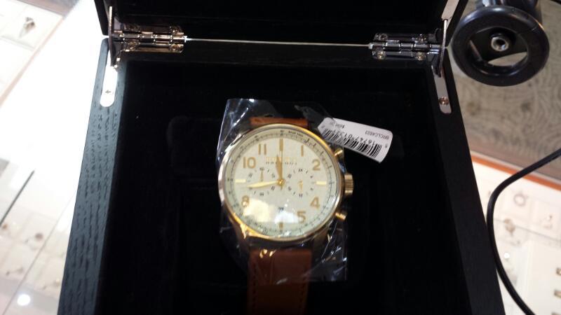 BRERA Gent's Wristwatch BRETS45
