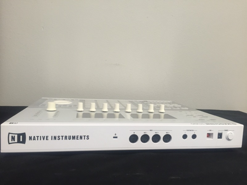 NATIVE INSTRUMENTS Electronic Instrument GROOVE PRODUCTION STUDIO