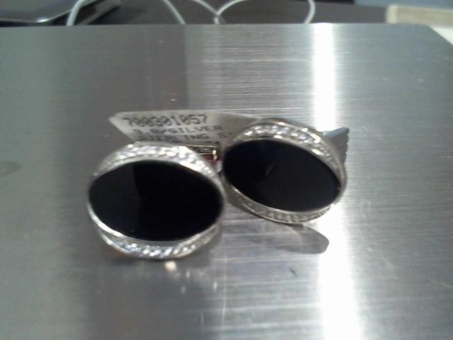 Silver Cuff Links 925 Silver 10.1g