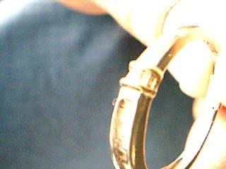 Gent's Diamond Cluster Ring 7 Diamonds 1.05 Carat T.W. 14K Yellow Gold 8.14g