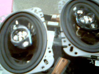 SCOSCHE Car Speakers/Speaker System HD 4X6