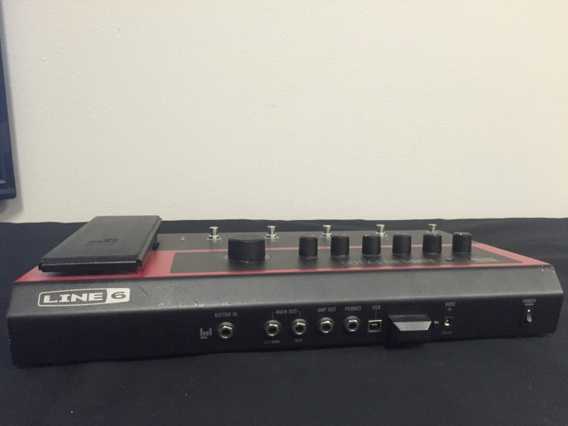 LINE 6 Effect Equipment AMPLIFI FX 100