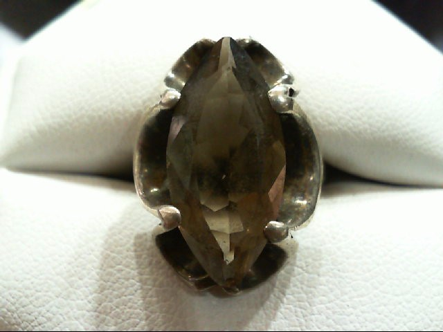 Lady's Silver Ring 925 Silver 7.9g
