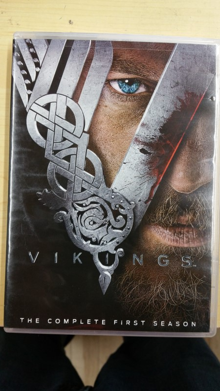 DVD MOVIE DVD VIKINGS THE COMPLETE FIRST SEASON