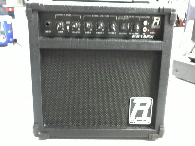 RANDALL Electric Guitar Amp EX15FX