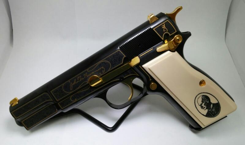 BROWNING Pistol HI POWER