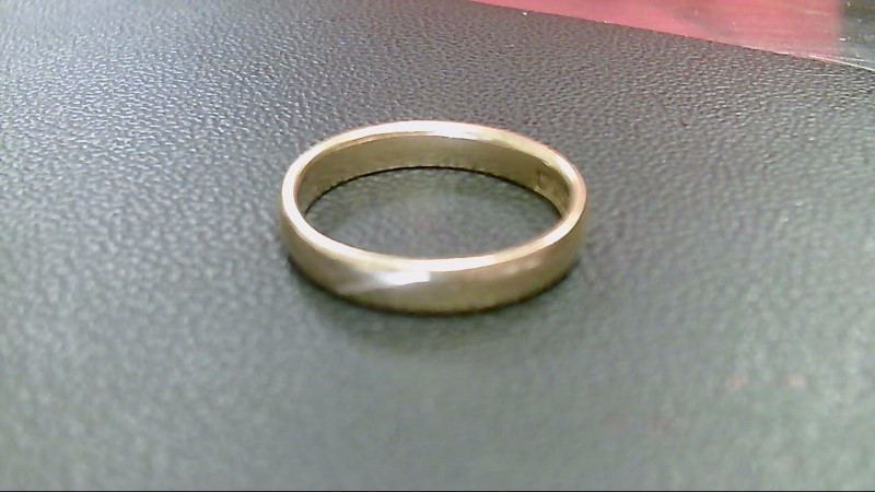 Gent's Gold Ring 18K Yellow Gold 5.8g