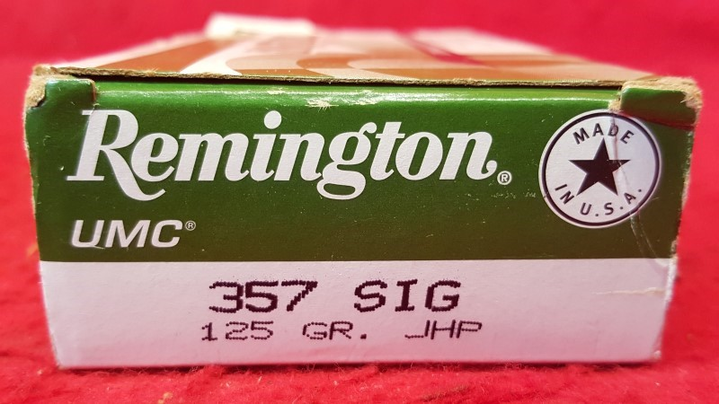REMINGTON FIREARMS Ammunition L357S2