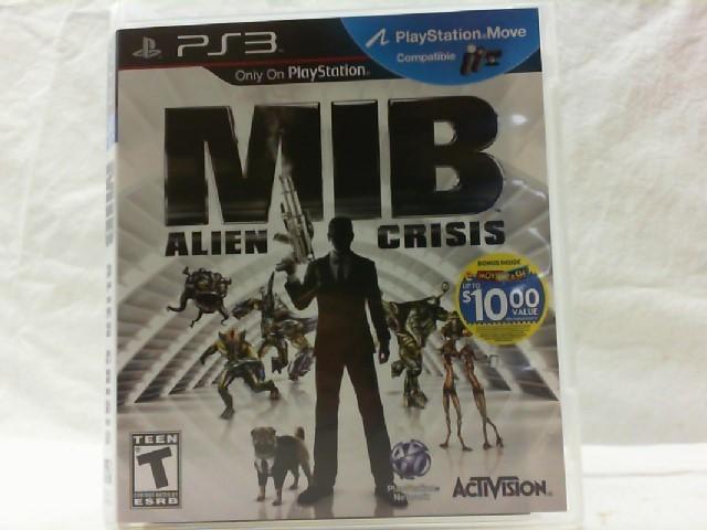 SONY Sony PlayStation 3 Game MIB ALIEN CRISIS