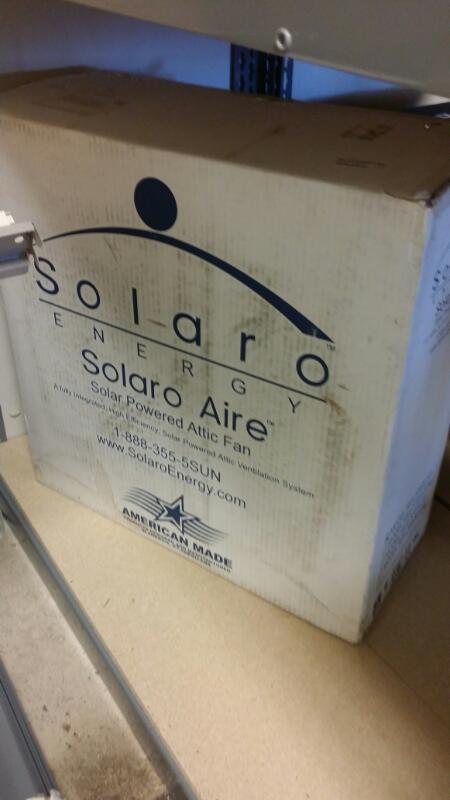 SOLARO Miscellaneous Appliances SOLARO AIRE