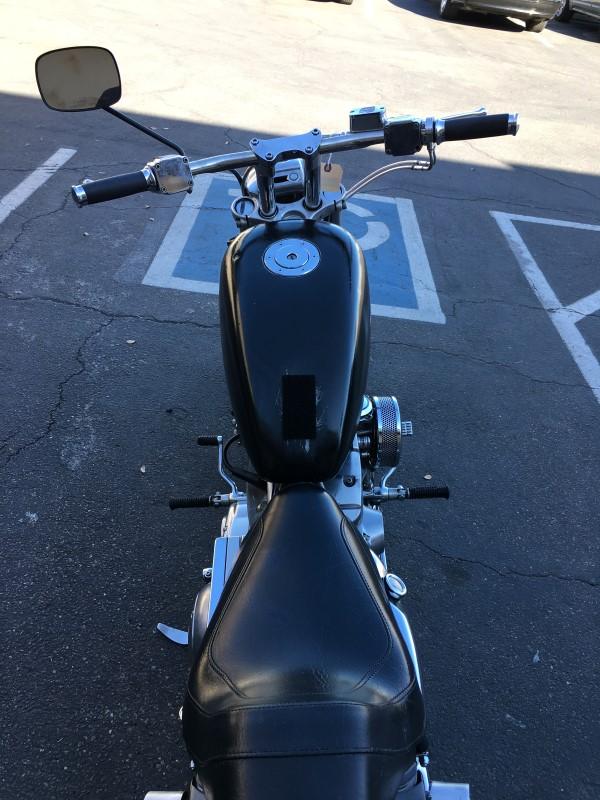 HARLEY DAVIDSON Motorcycle 1200 CUSTOM