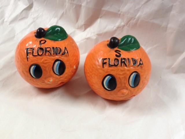 SALT & PEPPER - FLORIDA SMILING ORANGE