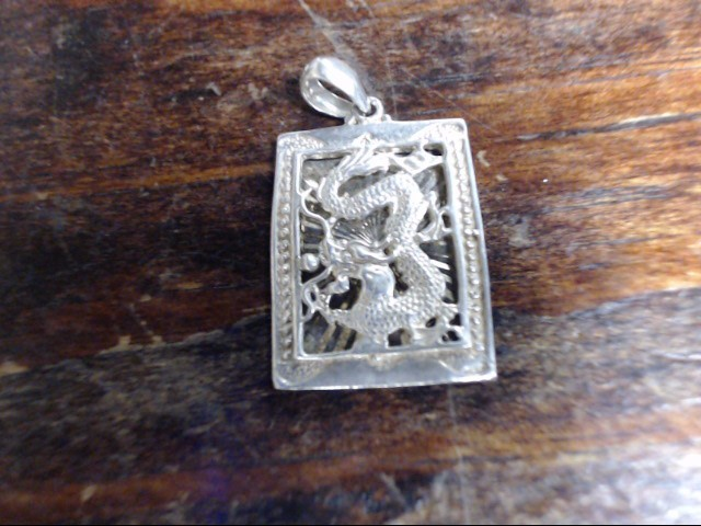 Silver Pendant 925 Silver 3.7g