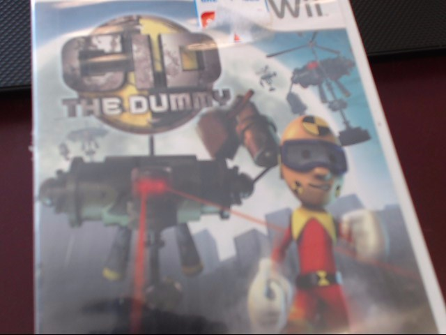 NINTENDO WII CID THE DUMMY