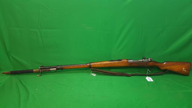 BRAZILIAN Rifle 1908 MAUSER 1908 MAUSER