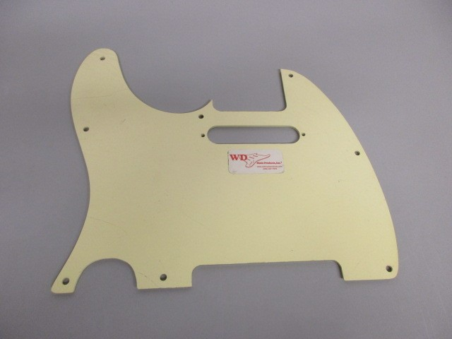 LOT OF FOUR (4) PEARLOID TELECASTER PICKGUARDS