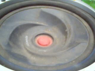 KENWOOD Car Speakers/Speaker System KFC-W2509