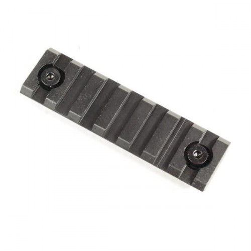 "GUNTEC 3"" REMOVABLE KEYMOD ACCESSORY RAIL"