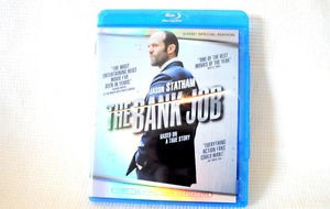 BLU-RAY MOVIE Blu-Ray THE BANK JOB