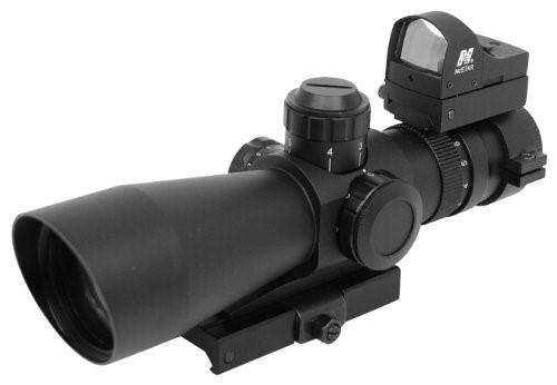NEW GUN ACCESSORIES GUN ACCESSORIES GUN ACCESSORIES NCSTAR STP3942G; 3-9X42 AR-1