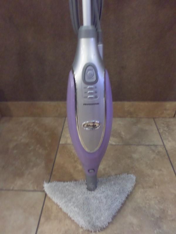 SHARK VACUUM Carpet Shampooer/Steamer S3601CO