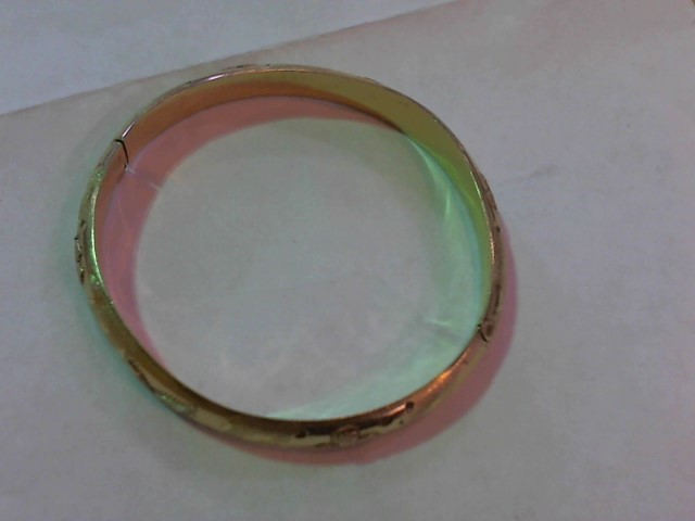 Gold Bracelet 14K Yellow Gold 11.2g