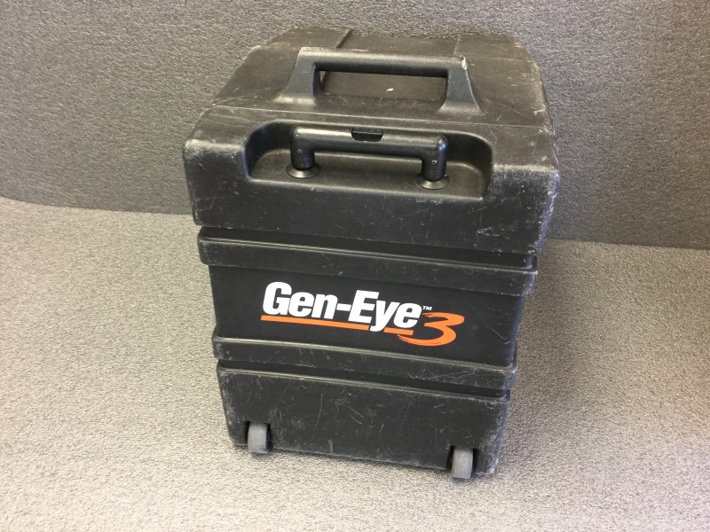 GENERAL PIPE CLEANER Oscilloscope GEN EYE 3