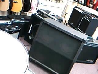 "PEAVEY 412MS 4x12"" Speaker Cabinet"