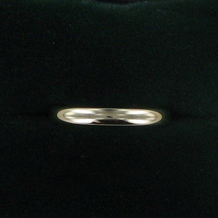Gent's Gold Ring 14K Yellow Gold 3dwt