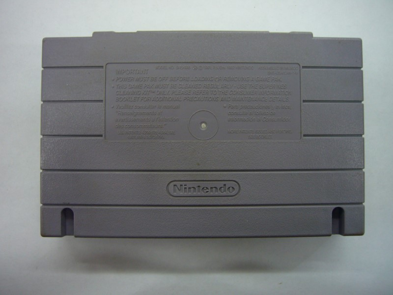 NINTENDO Nintendo SNES THE JUNGLE BOOK