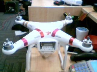 DJI Miscellaneous Toy PHANTOM AERIAL UAV DRONE QUADCOPTER