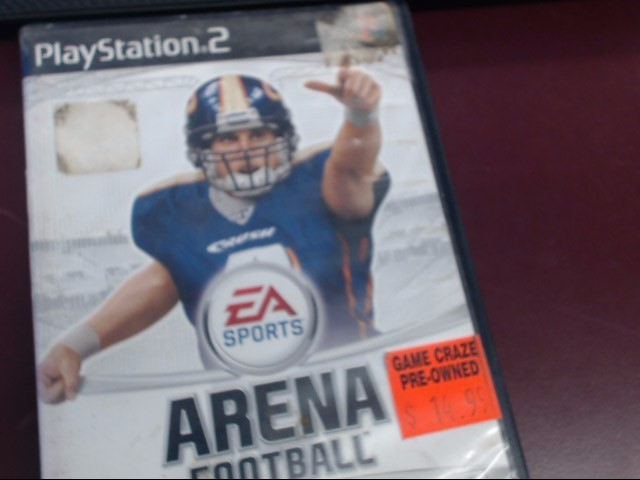 SONY PS2 ARENA FOOTBALL