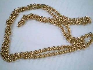 Gold Chain 10K Yellow Gold 55.3g