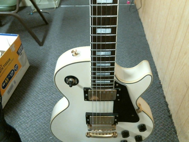 EPIPHONE Electric Guitar LES PAUL GIBSON
