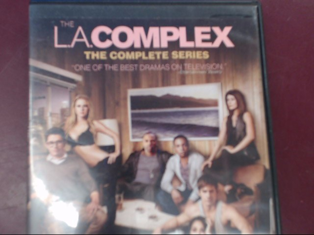 THE L.A. COMPLEX COMPLETE SERIES - DVD SET