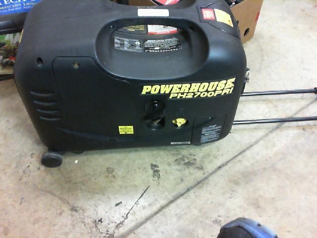 POWER HOUSE Generator PH2700PRI