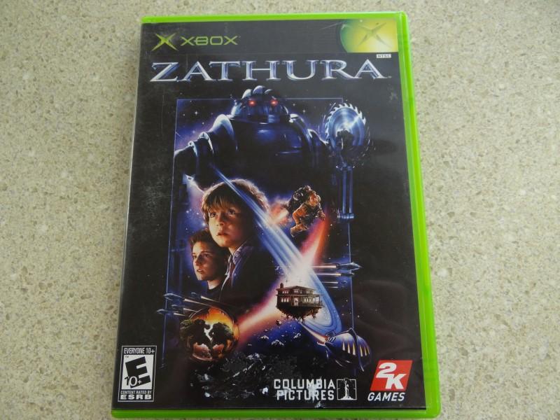 Zathura (Microsoft Xbox, 2005)  COMPLETE