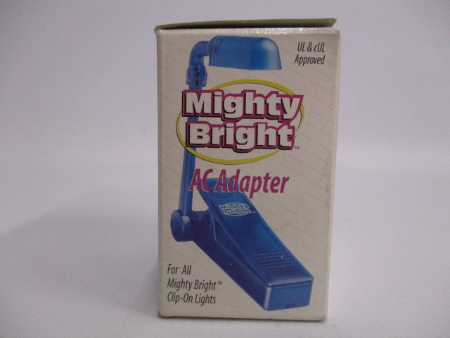 MIGHTY BRIGHT Electronic Instrument AC ADAPTER