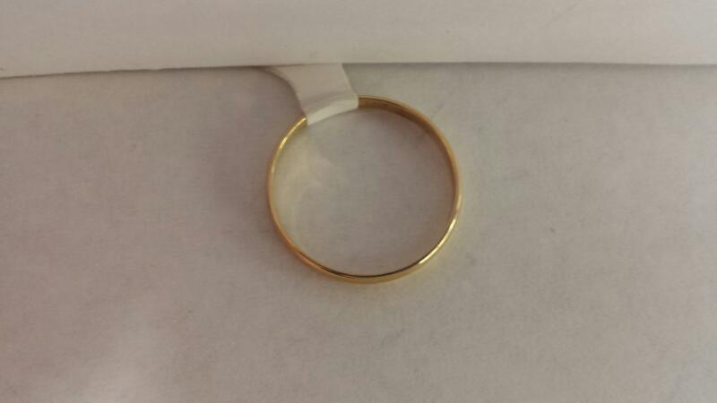 14k Yellow Gold Ring