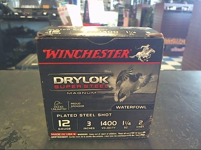 WINCHESTER Ammunition XSV1232