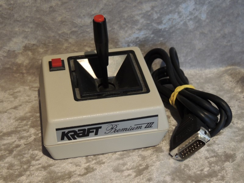 KRAFT PREMIUM III CONTROLLER Video Game Accessory