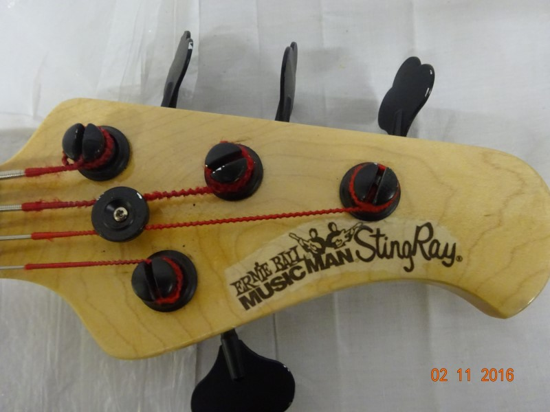 STERLING BY MUSIC MAN Bass Guitar SUB SERIES BASS GUITAR
